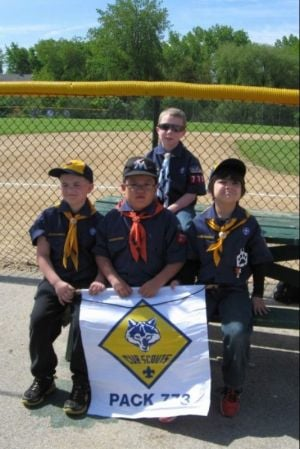East Side Scouts start new year