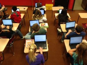 Local schools continue to focus on technology