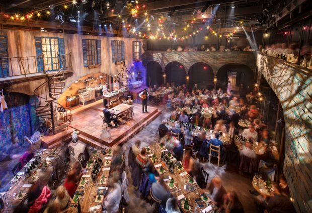OFFBEAT with PHIL POTEMPA: Lookingglass 'Cascabel' hottest, most delicious ticket in town