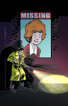 OFFBEAT with PHIL POTEMPA: Little Orphan Annie visiting Dick Tracy for comics return