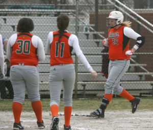 Wheeler softball shuts out Whiting
