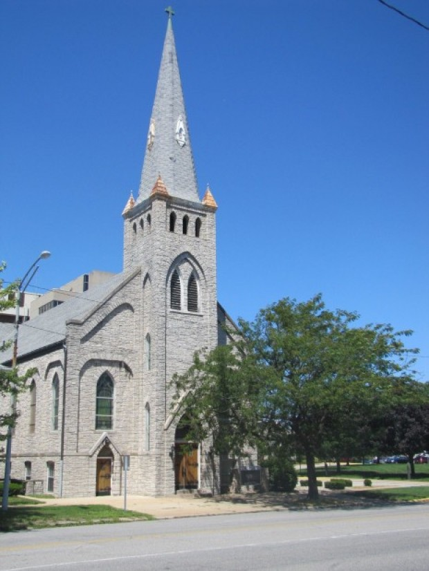 Historical laporte church building endangered laporte for Laporte indiana news