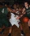 Marian Catholic senior Melanie Ransom
