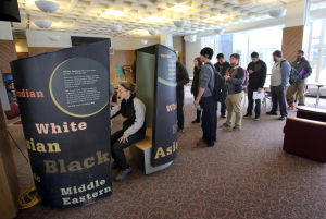 College students adopt different racial identities