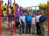 Hammond YMCA dedicates new playground