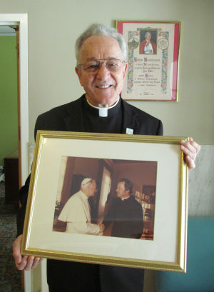 Polish priest celebrates 80 years with faith and treasured memories