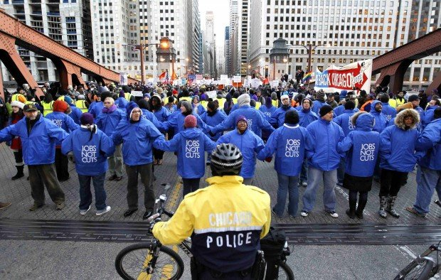 NATO summit poses challenge for Chicago police