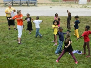 Calumet City kids get in on summer fun