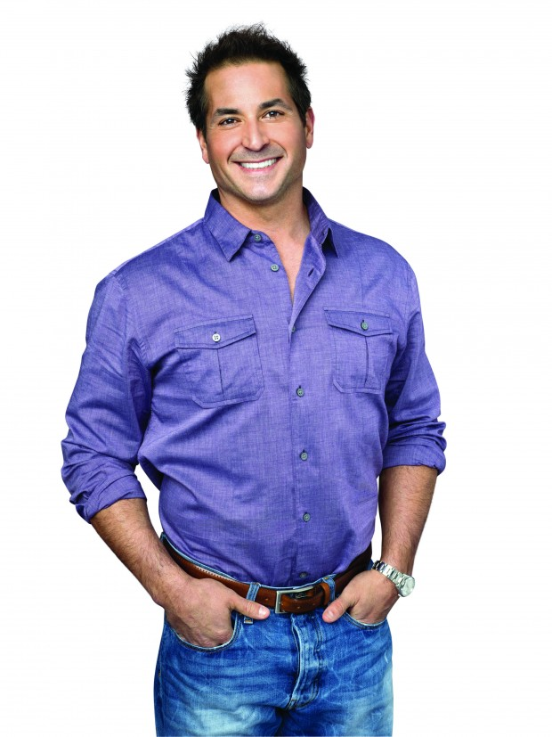 "Bobby Deen, star of the Cooking Channel's ""Not My Mama's Meals,"" was"