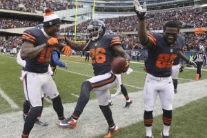 AL HAMNIK: Bears find it's better to be lucky than good