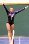 GYM_VAL_REG, Merrillville's Taylor Woods