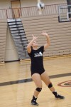 Girls volleyball preview feature, Carissa Thiel