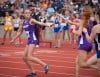 Hobart's Kimberly Bigbie was a member of the 3,200-meter relay team which finished 15th Saturday at the IHSAA girls track and field finals.