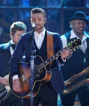 Not so justified: Justin Timberlake's Grammy snub