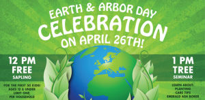 Earth & Arbor Day