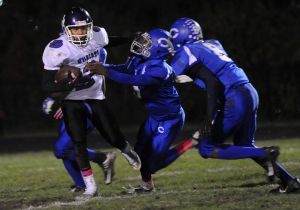 Hammond escapes Clark in wild fourth quarter