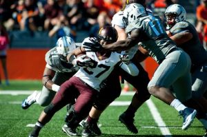 Illini defense delivers win over Gophers