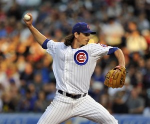 Samardzija to start opening day for Cubs