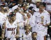 Heat, LeBron securing places in history