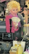 Phyllis Diller Garage Sale Tips