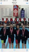 Munster Swim Club places fifth at Indiana Age Group Championships