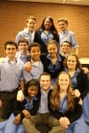 Marian Catholic speech team captures state title