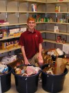 Eagle Scout makes a difference at St. Clare Clinic