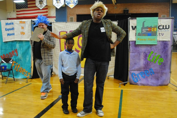 Funny Skits For School Images Photos - FynnEXP