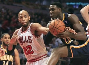 By George, Pacers have Bulls' number down the stretch