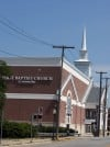First Baptist Church in Hammond