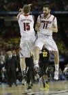 Louisville survives a jolt from Wichita State to advance