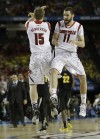 APTOPIX NCAA Final Four Wichita St Louisville Basketball