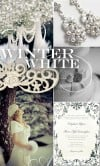 Inspiration Board: Winter White