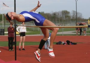 Lake Central girls win sixth straight DAC track title in decisive fashion