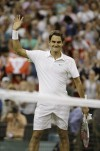 Down 2 sets, Federer comes back, wins at Wimbledon