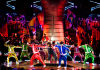 Legendary Michael Jackson celebrated in Cirque du Soleil show