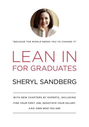 Sandberg back with new 'Lean In' for graduates