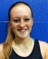 Boone Grove girls basketball Faith Dammarelll