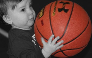 Griffith YMCA holding registration for Toddler/Youth Basketball Session #2