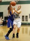 Danielle King, Bloom Twp. Blazing Trojans
