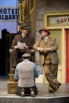 Robert Hunt and Norm Boucher in 'Guys and Dolls'