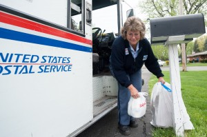 Mail carriers help Stamp Out Hunger