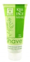 Kiss My Face Moisture Shave in Key Lime