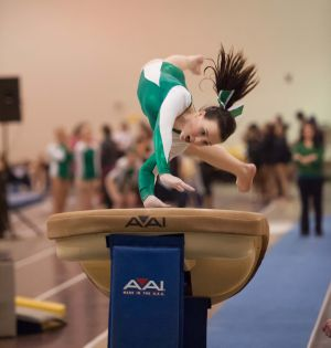 Valpo recovers to win 10th gymnastics sectional in a row