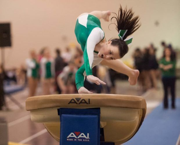 Valpo recovers to win 11th gymnastics sectional in a row