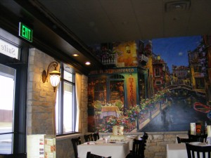 Giuseppe's offers the authentic italian experience