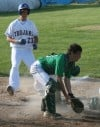 Valparaiso meets Highland for boys baseball action