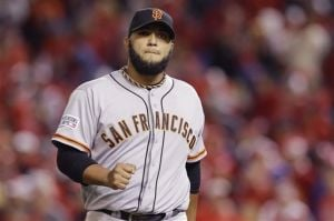 From Mexico to the World Series, Petit shines