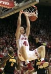 Zeller season-high scoring helps Indiana rout Iowa