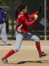 T.F. South shuts out T.F. North in softball